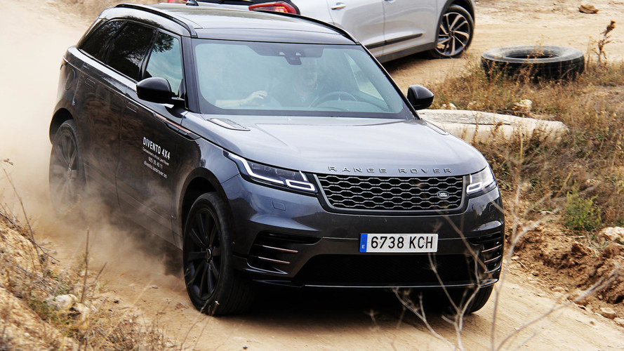 Range Rover Velar 2018 SUV