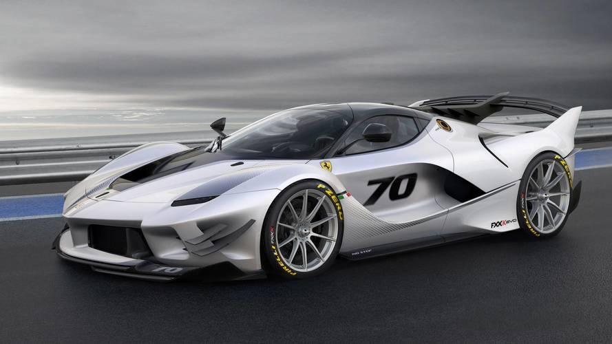 Ferrari FXX K Evo - La nouvelle supercar des pistes !