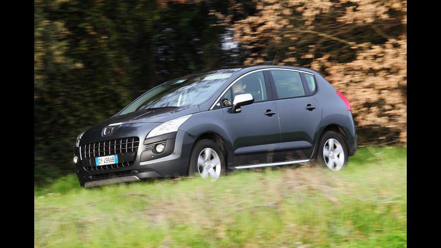Peugeot 3008 Outdoor 2.0 HDi FAP 150 CV