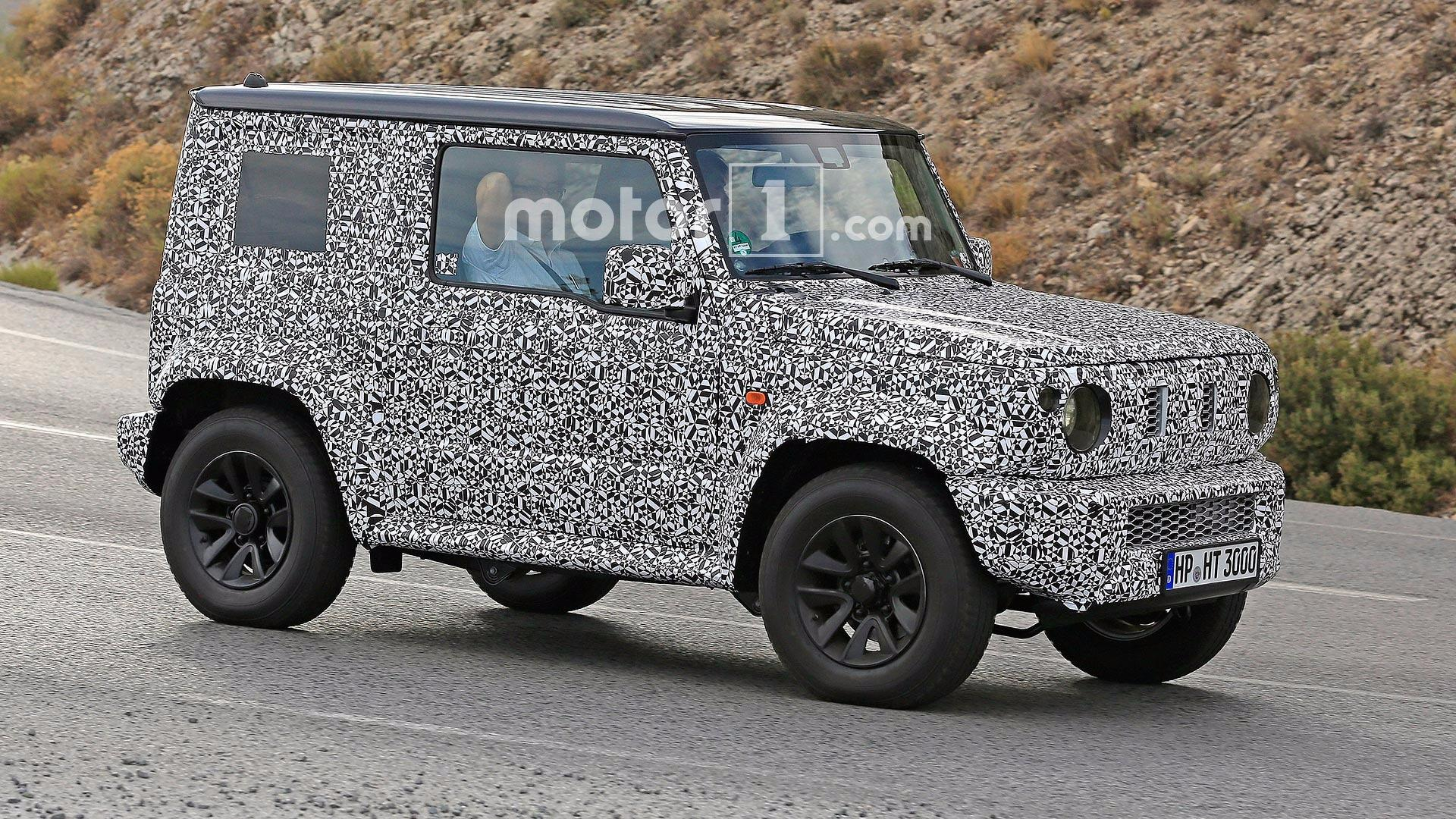 2018 suzuki jeep.  Jeep On 2018 Suzuki Jeep M