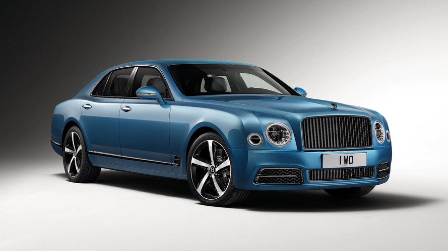 Special Bentley Mulsanne Gets Tessellated Carbon For Frankfurt