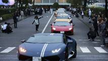 Lamborghini Aventador S Roadster 50th Anniversary Japan