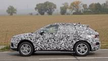 2018 Audi Q3 yeni casus foto