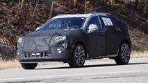 2019 Cadillac XT4 Spy Photo