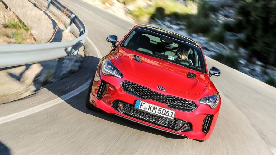 VIDÉO - Notre essai de la nouvelle Kia Stinger GT V6 (2018)