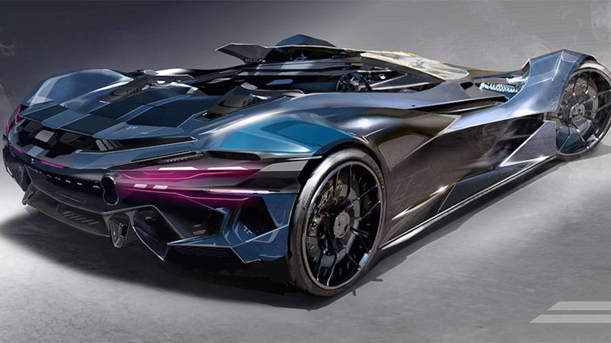 Futuristic Shelby Cobra Concept Imagined For The Year 2020