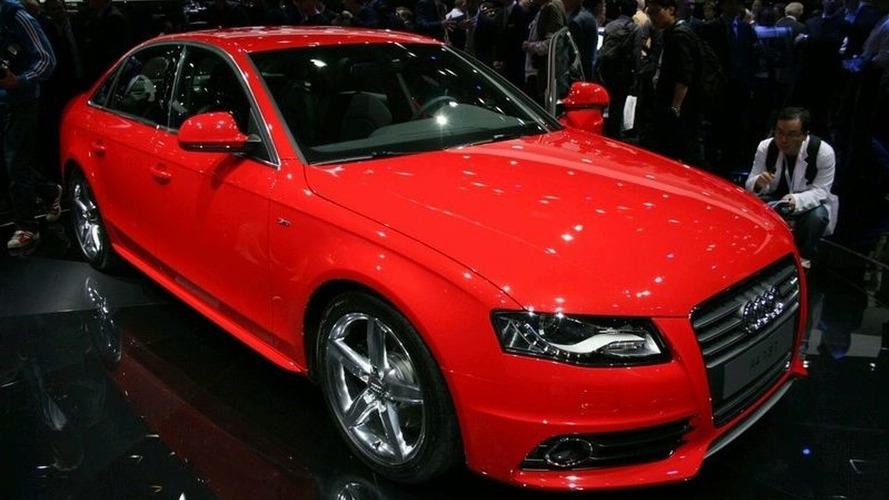 Audi A4 Pricing Announced (UK)