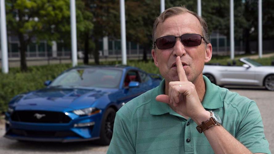 La Ford Mustang 2018 saura se faire discrète