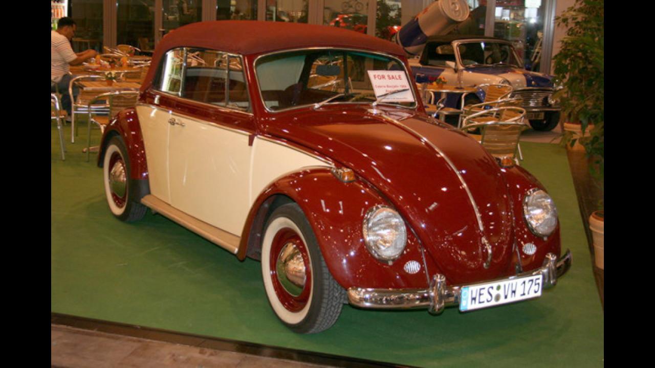 Klassischer VW Käfer