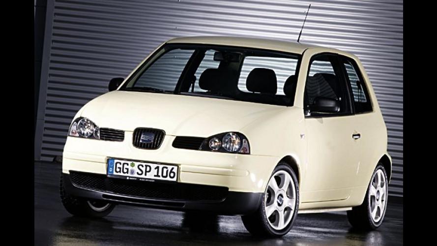 Seat Arosa Prima Plus: Einstiegsmodell für 10.190 Euro
