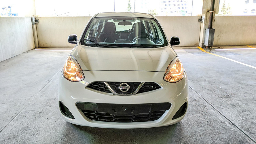 2017 Nissan Micra SV reviewed