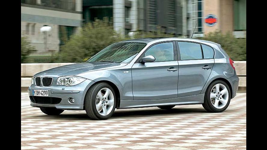 Der neue BMW 1er: Einstiegsmodell 116i unter 20.000 Euro