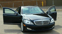 Mercedes S600 RENNtech armored by INKAS