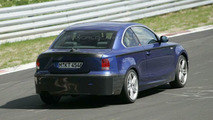 SPY PHOTOS: More Revealing BMW 1 Series Coupe