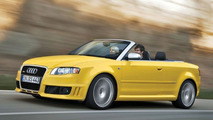 Audi Confirm RS4 Cabriolet For U.S.