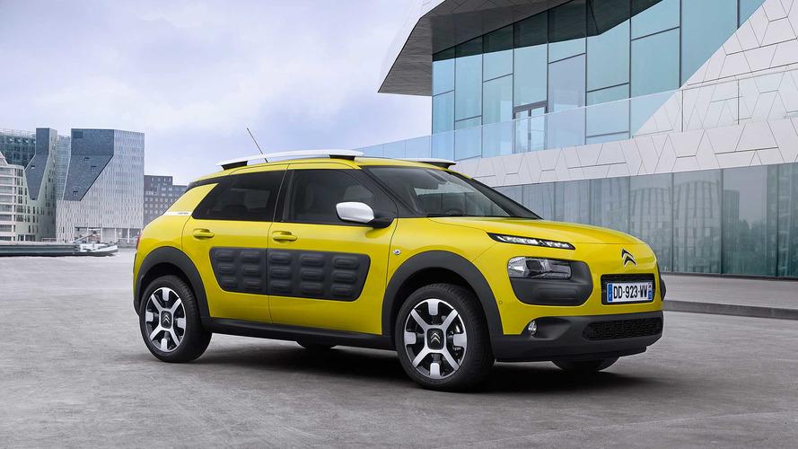 Citroën C4 Cactus amarillo 2