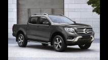 Mercedes: calendário de lançamentos confirma GLA Coupé e picape GLT em 2017