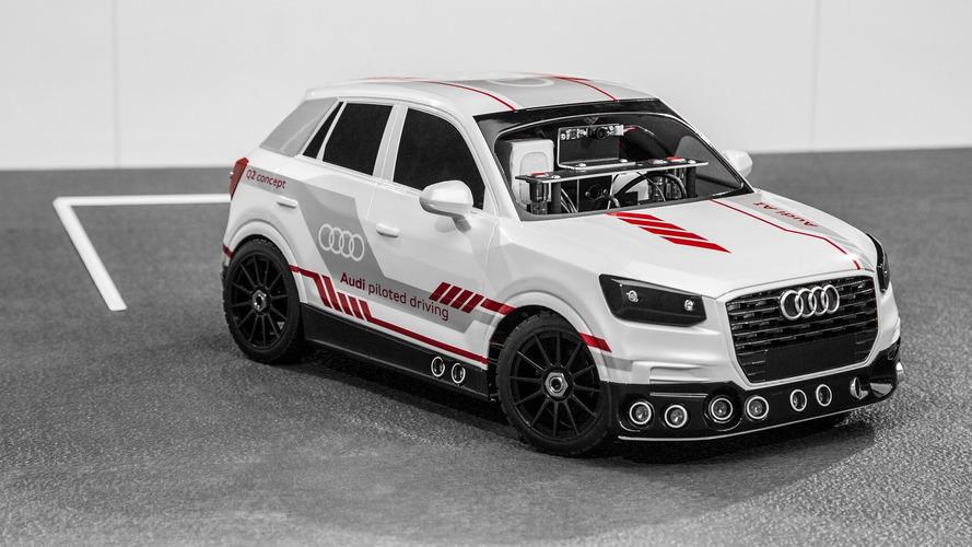 Audi'nin otonom yapay zeka konsepti öğrenebiliyor