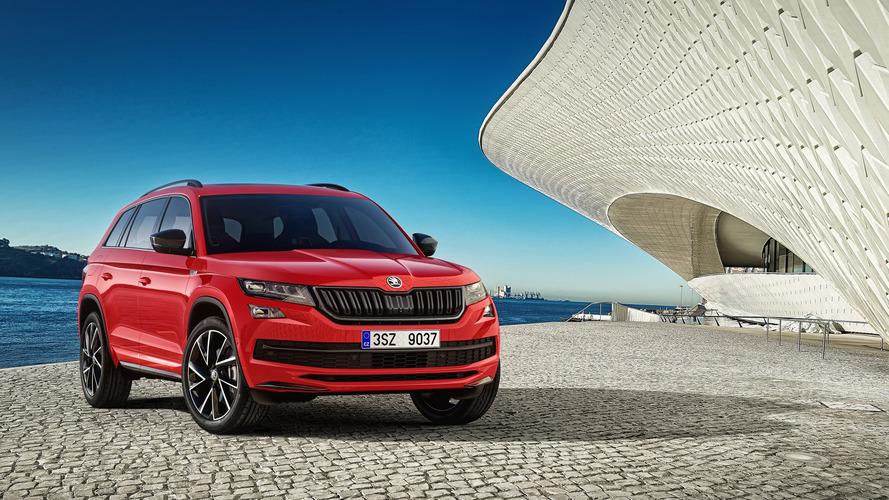 Škoda - Le Kodiaq vRS sera commercialisé en 2018
