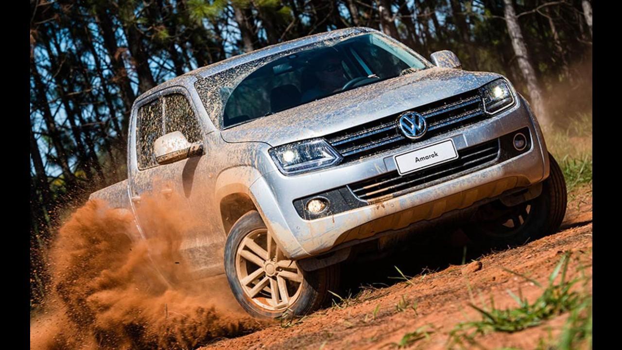 Dieselgate: Volkswagen Amarok é primeiro veículo reparado na Europa
