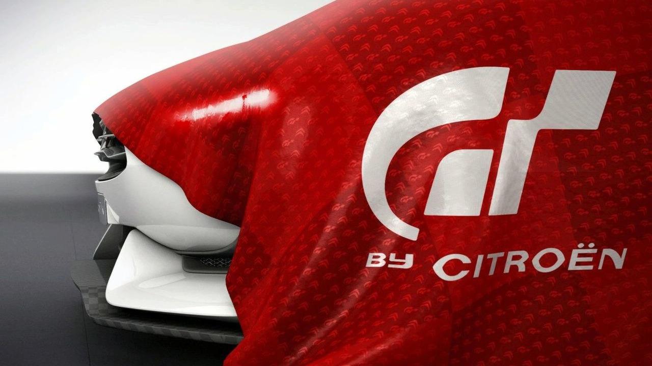 Citroen GT Concept teaser No.3