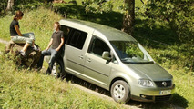 VW Caddy 4Motion