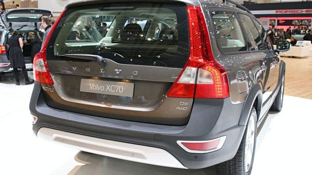 All New Volvo XC70 at Geneva