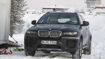 2013 BMW X6 Facelift spy photos 10.01.2012