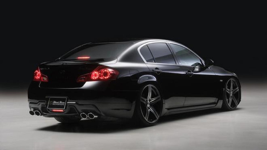 Nissan Skyline V36 / Infiniti G37 by Wald International