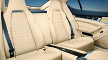 2010 Porsche Panamera Rear Seats