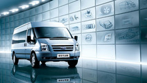 Ford stricken with Toyota's pedal recall - halts production of Transit in China