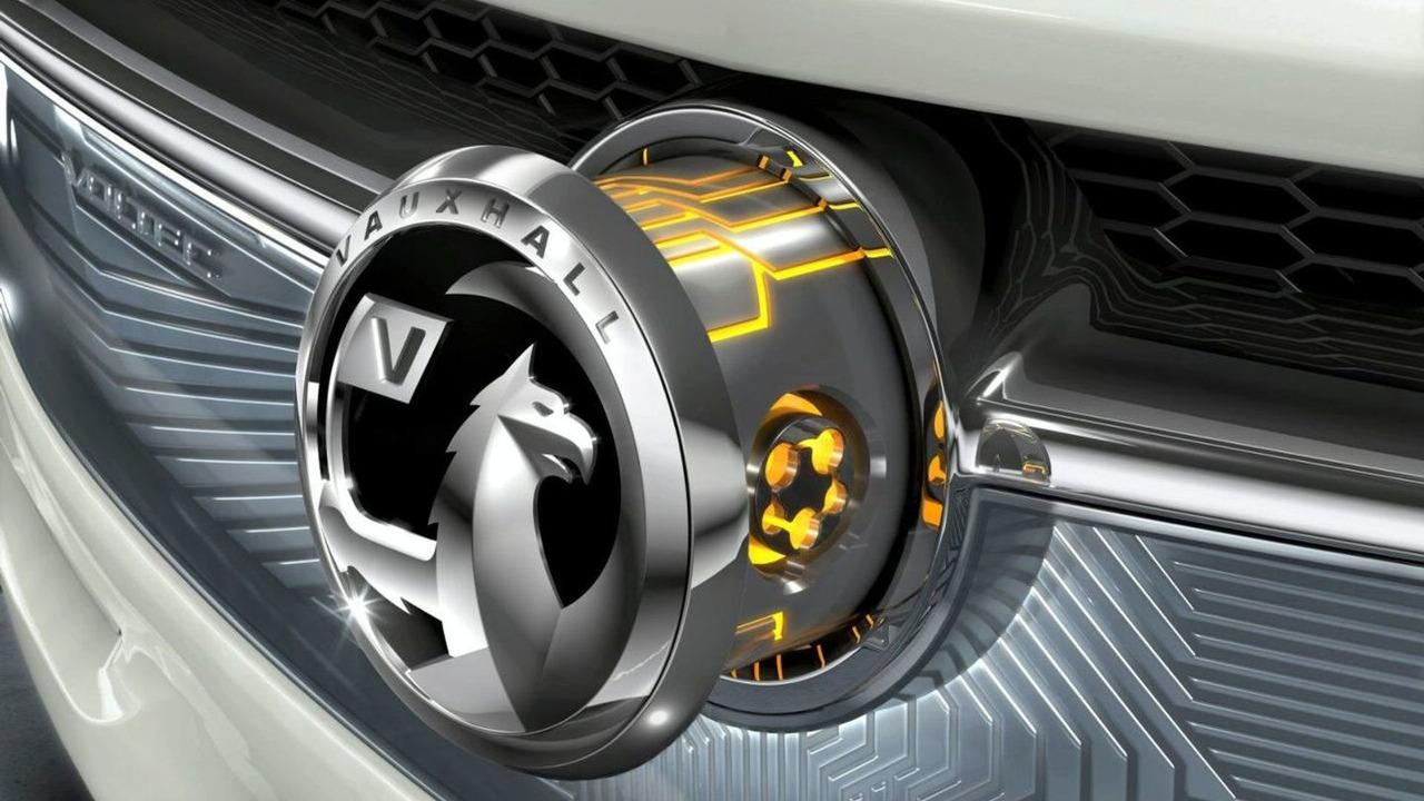 Vauxhall Flexitreme GTE Concept teaser - 11.02.2010