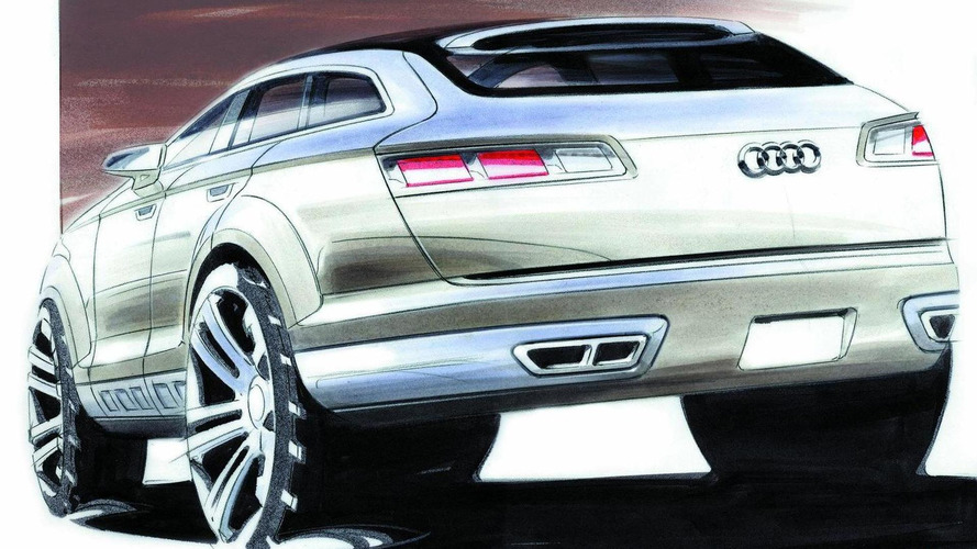 Audi's future crossover lineup gets speculated