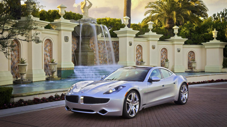 Fisker Karma production to restart mid-2016