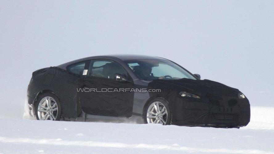 2012 Hyundai Genesis Coupe to get more power