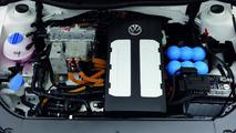 Volkswagen E-Lavida concept 26.04.2010