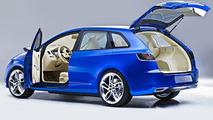 SEAT Ibiza Sport Tourer Concept - 1100