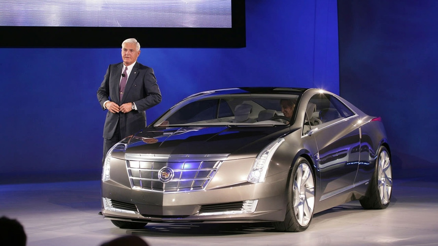 Cadillac Converj Concept Revealed