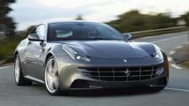 Ferrari 7-year service 458, California, FF
