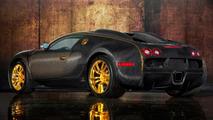 Mansory Bugatti Veyron Linea Vincero dOro