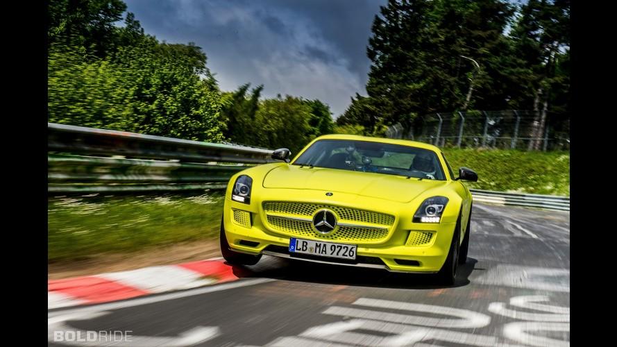 Mercedes-AMG confirme une supercar 100% électrique
