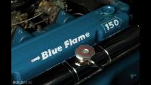 Chevrolet Corvette Blue Flame