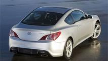 2009 Hyundai Genesis Coupe