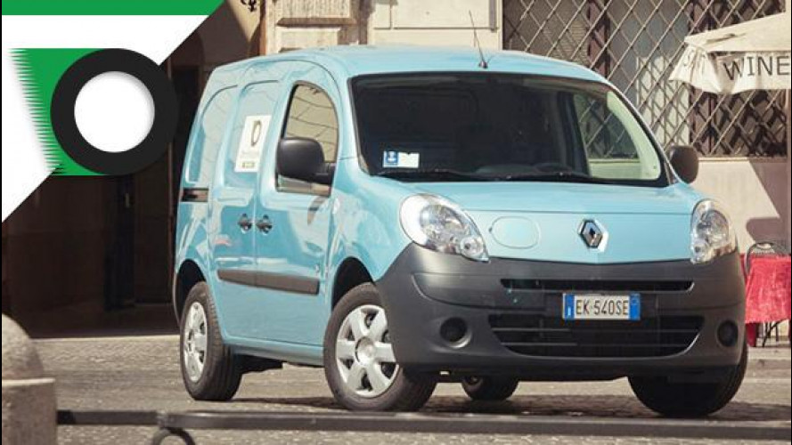 Renault Kangoo Z.E., missione compiuta