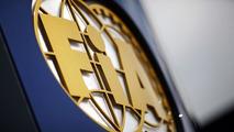 FIA logo 30.06.2013 British Grand Prix