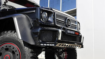 Brabus B63S - based on Mercedes G63 AMG 6x6 09.9.2013