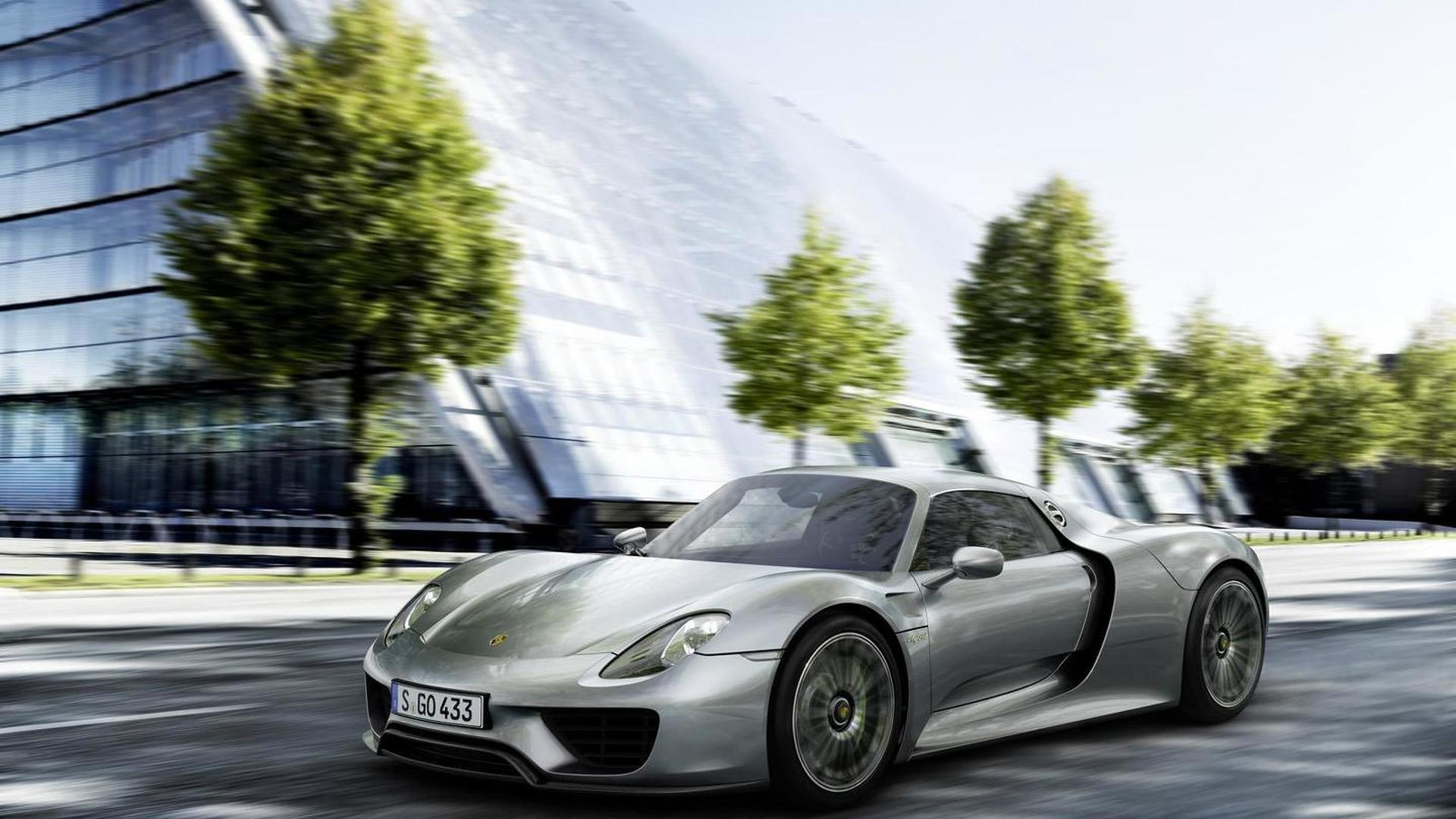 2013-409252-porsche-918-spyder-production-model1 Remarkable Porsche 918 Spyder On the Road Cars Trend