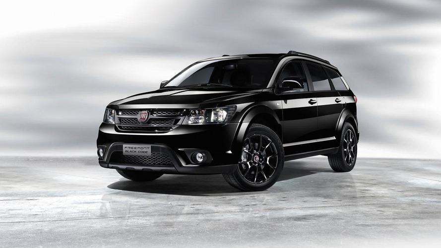 Fiat Panda 4x4 Antartica & Freemont Black Code announced for Frankfurt