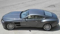 Bentley Continental GT allegedly based on Rolls-Royce Phantom 09.08.2013