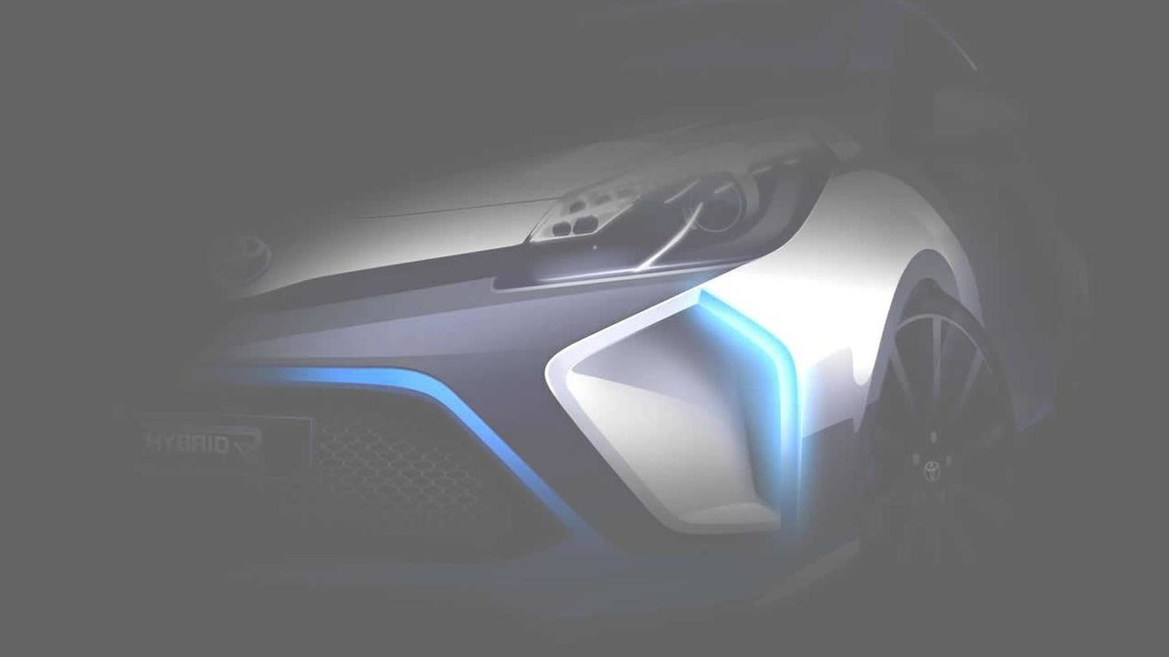 Toyota Hybrid-R concept teaser image (modified) 13.08.2013